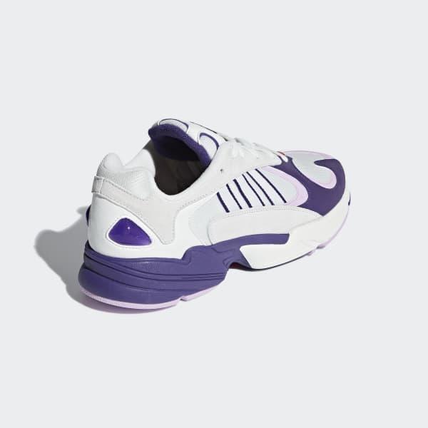 adidas Dragonball Z YUNG-1 Shoes - White  7e103b66d