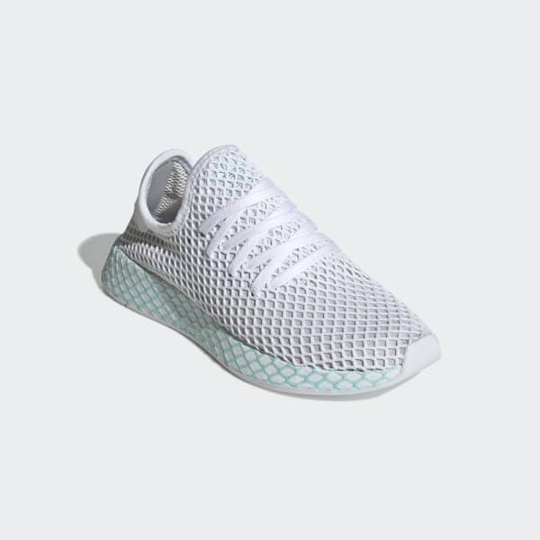 adidas Sapatos Deerupt Runner Branco   adidas MLT