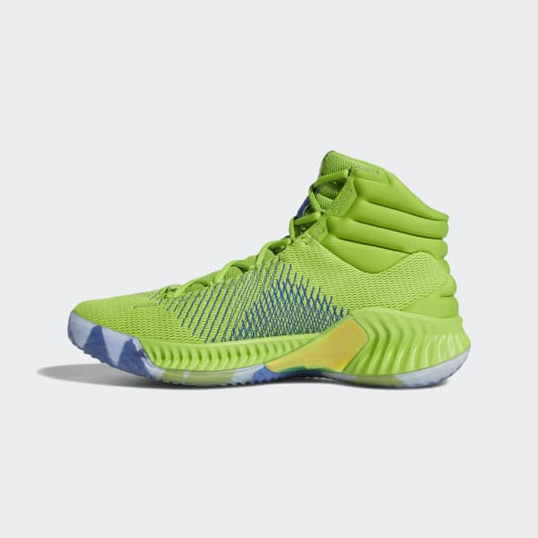 617568fd9 adidas Pro Bounce 2018 Player Edition Shoes - Green