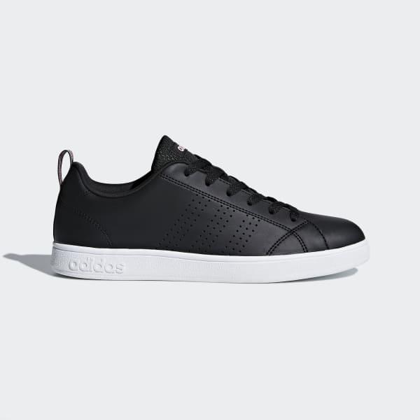 adidas VS Advantage Clean Shoes - Black
