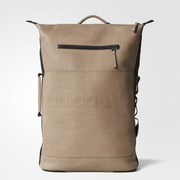 adidas Day Backpack - Brown  1f8c38916712d