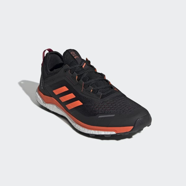 adidas Terrex Agravic Flow Shoes - Burgundy | adidas US