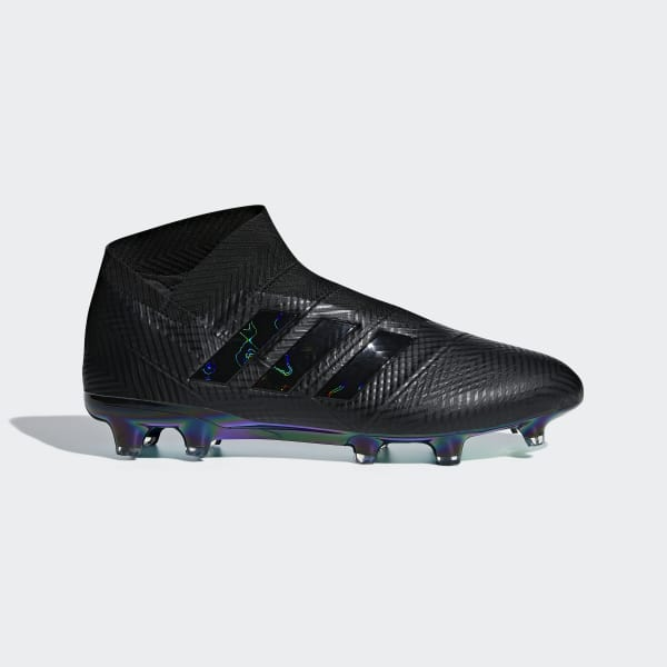 adidas Nemeziz 18+ Firm Ground Boots - Black  adidas UK