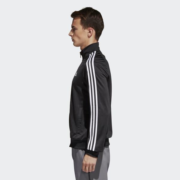 adidas Essentials Track Jacket - Black |