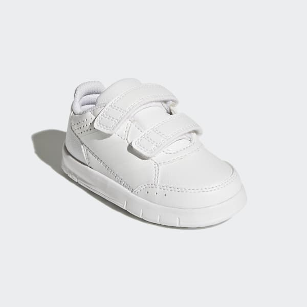 Zapatillas Blancas para el Colegio Niños AltaSport CF I