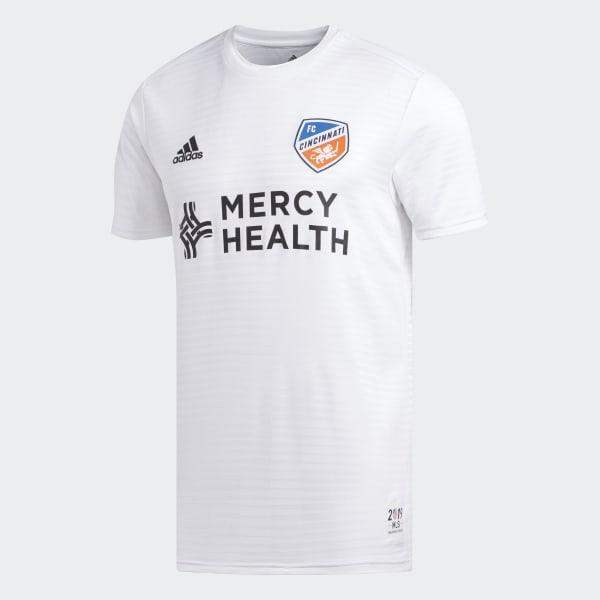 finest selection 02e3d e36b7 adidas FC Cincinnati Away Jersey - Multicolor | adidas US