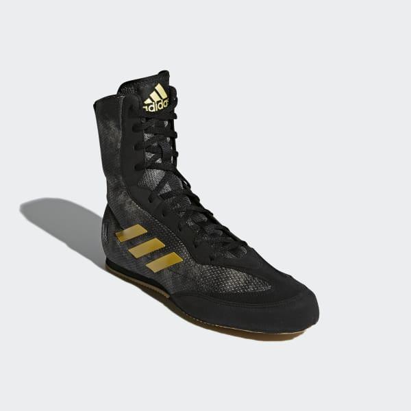 adidas Obuv Box Hog Plus - čierna  19ac1d45236