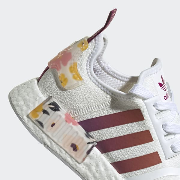 HER STUDIO LONDON X WMNS NMD_R1 'FLORAL - WHITE'