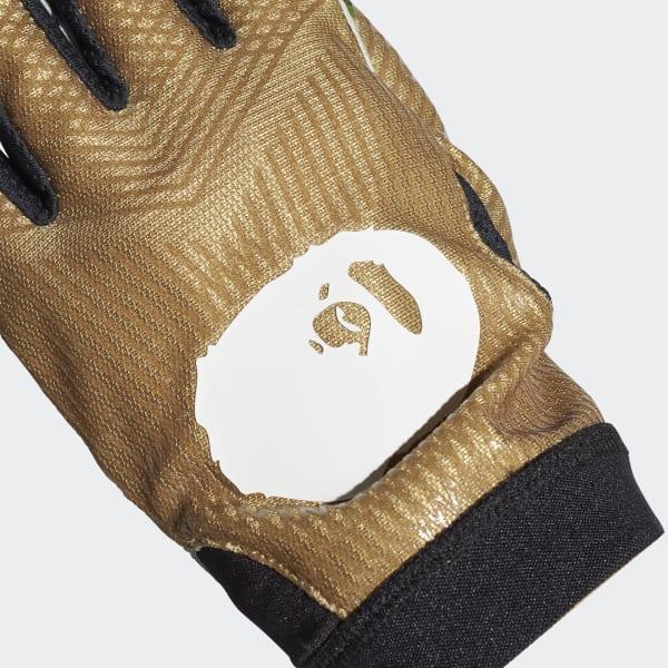 Перчатки Adizero 8.0 BAPE