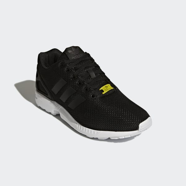 e2acdba0d028 adidas ZX Flux Shoes - Black