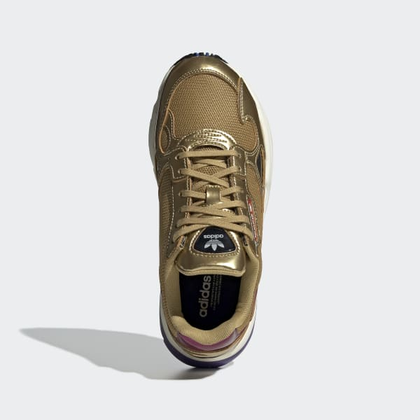 adidas Falcon Shoes - Gold  bc5c5f5ac3d3d