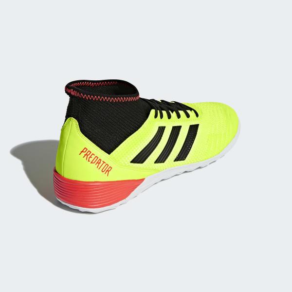8595339e55a Chuteira Predator Tango 18.3 Futsal - Amarelo adidas