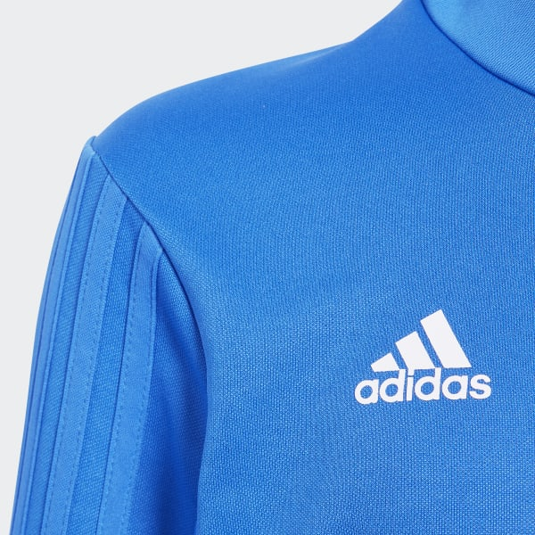 adidas Tiro17 Trainingsshirt blau | adidas Austria