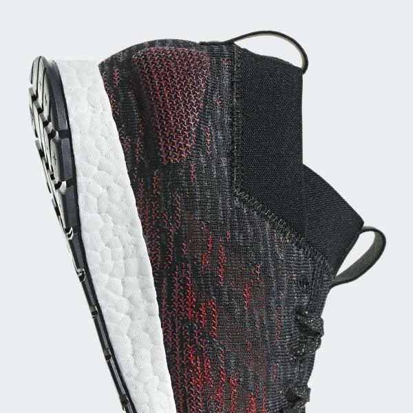PureBoost RBL 'Black Scarlet' adidas CM8309