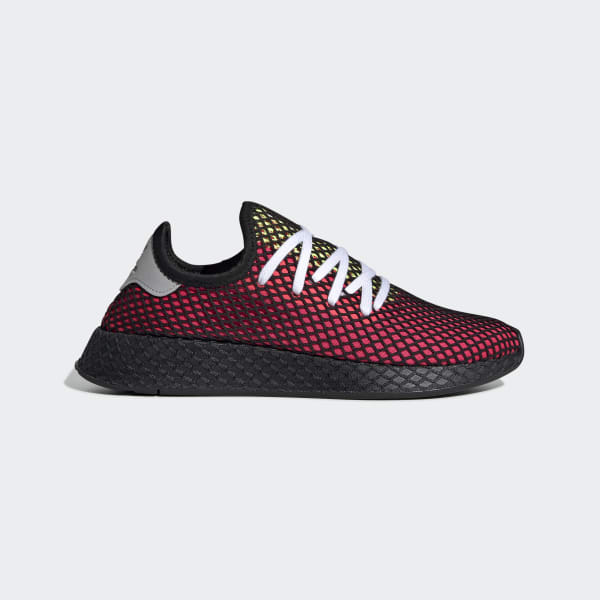adidas Deerupt Runner Shoes - Red