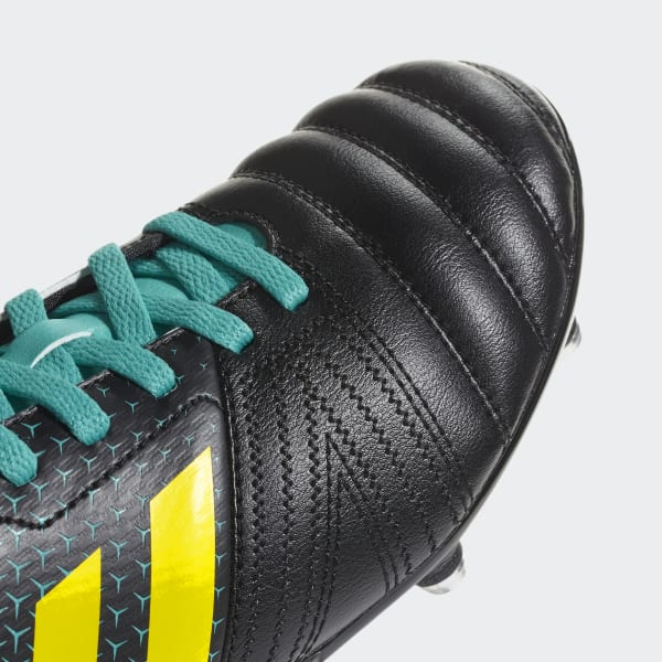 cc147b58c1ad adidas All Blacks SG Junior Boots - Blue