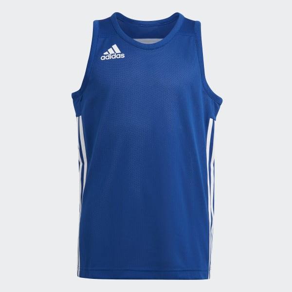 derrocamiento intercambiar Ejército  Camiseta Reversible 3G Speed - Azul adidas | adidas España