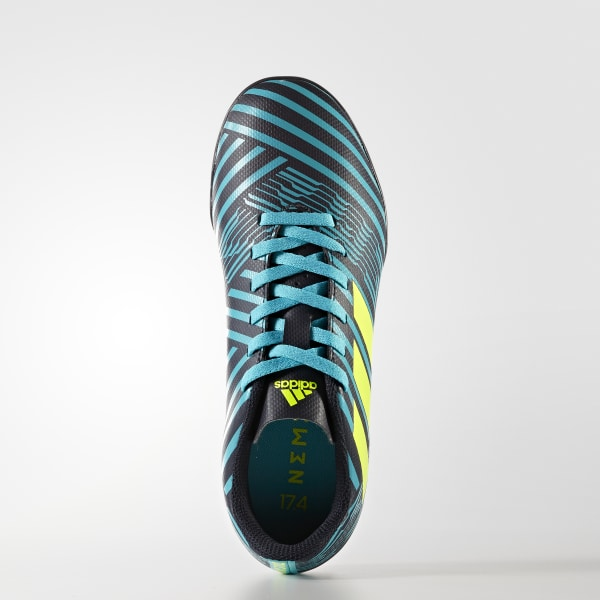 cadcd858b2 adidas Guayos Nemeziz 17.4 Césped Artificial - LEGEND INK F17 ...