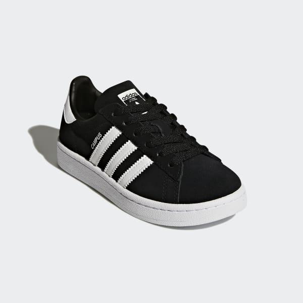 adidas campus all black