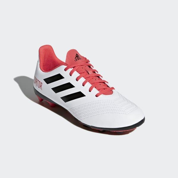 6e0b8c319b1e9 adidas Kopačky Predator 18.4 Flexible Ground - biela | adidas Slovakia