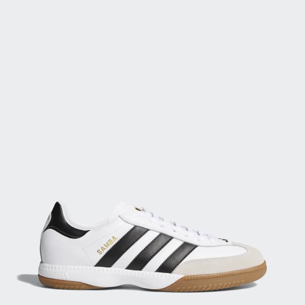 Adidas Samba Millennium Leather In- Running White Ftw football shoes