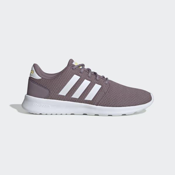 adidas QT Racer Shoes - Purple | adidas US