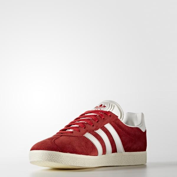 Gazelle Super Shoes - Red | adidas Canada