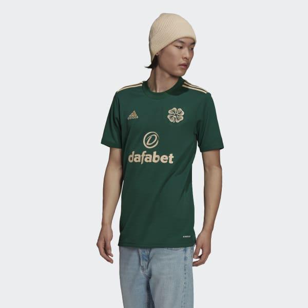 Celtic FC 21/22 Away Jersey