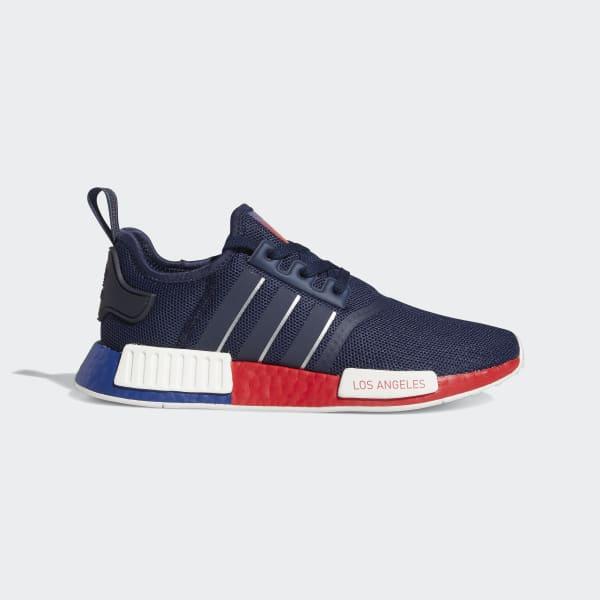 adidas NMD_R1 Los Angeles Shoes - Blue