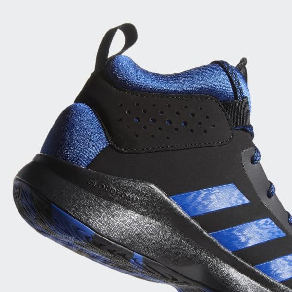 adidas Cross Em Up 5 Shoes - Black