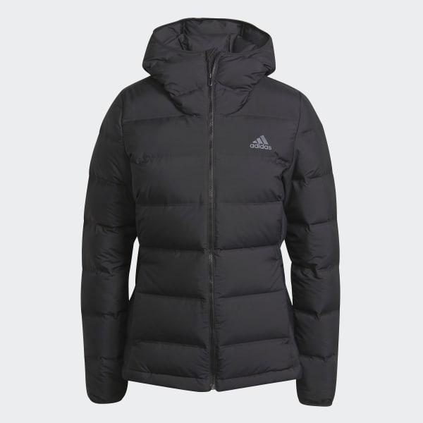 Helionic Down Hooded Jacket
