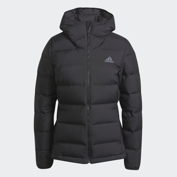 adidas Helionic Down Jacket Black | adidas US