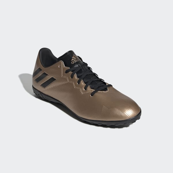 a9f5273aa2 Chuteira Messi 16.4 - Society - Marrom adidas