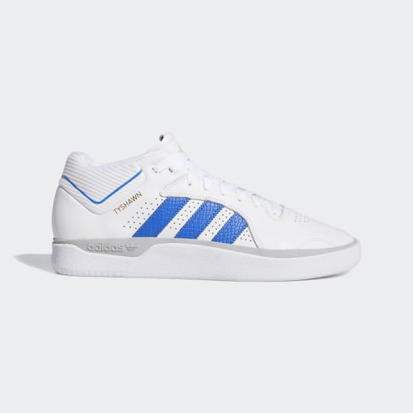 adidas Tyshawn Shoes - White | adidas US