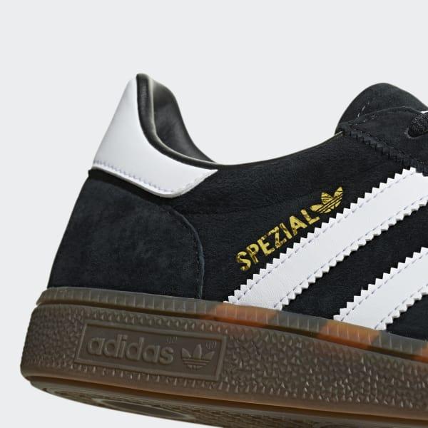 Adidas Handball Spezial Trainers BlackWhite | 80s casual