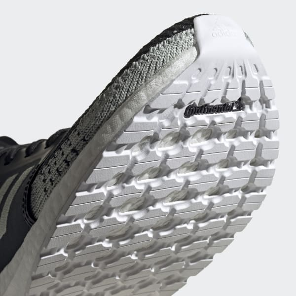 Adidas Ultraboost 19 W Core Black Linen Green Ash Green