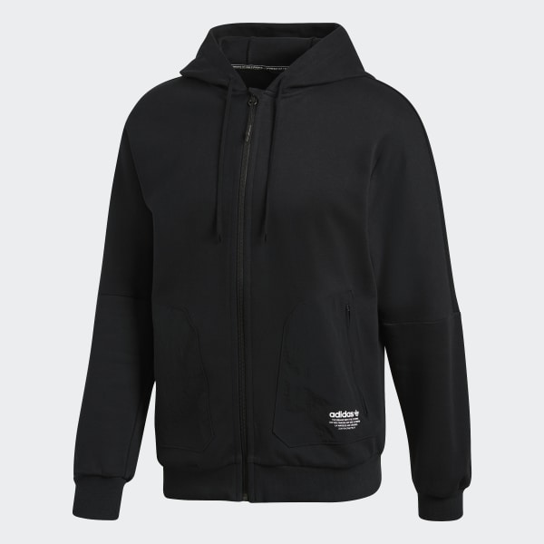 adidas NMD Hoodie - Black   adidas US 98fbbfe497