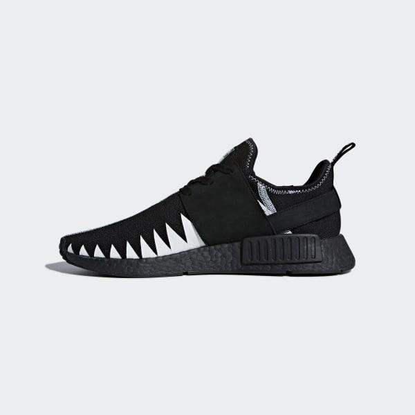 new styles d4485 f9e67 adidas NEIGHBORHOOD NMD R1 PK Shoes - Black   adidas US