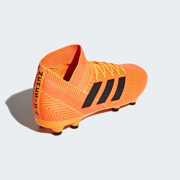 adidas Calzado de Fútbol Nemeziz 18.3 Terreno Firme - Naranja ... dcd47e7777fc7