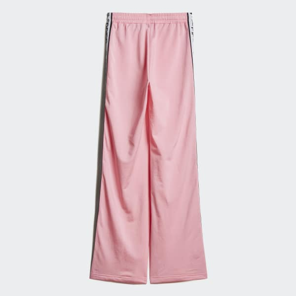 2036a3244281 adidas Snap Tracksuit Bottoms - Pink