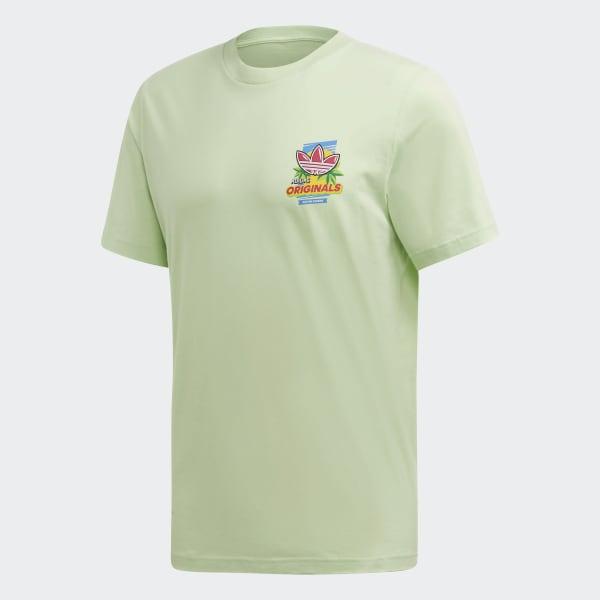 campo agudo patrulla  adidas Bodega Popsicle Tee - Green | adidas Canada