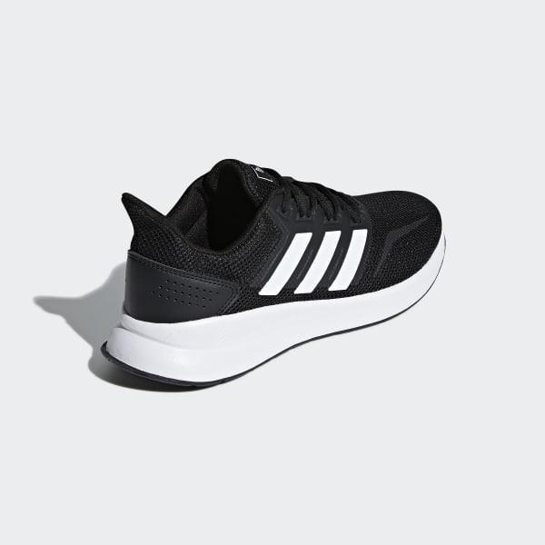 reaccionar Perfecto decidir  adidas Runfalcon Shoes - Black | adidas US