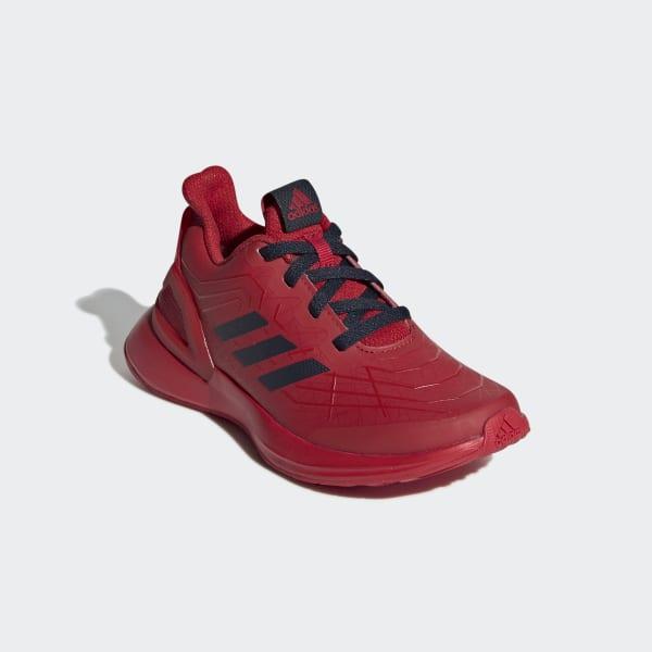 adidas Marvel Spider Man RapidaRun Schuh Rot | adidas Austria