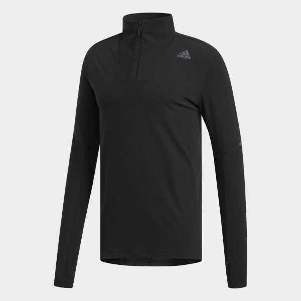 c2deb87ea08 Camiseta técnica Supernova 1/4 Zip - Negro adidas | adidas España