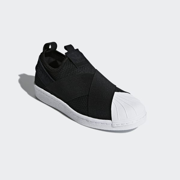 f561ad19b5133 adidas Superstar Slip-on Shoes - Black