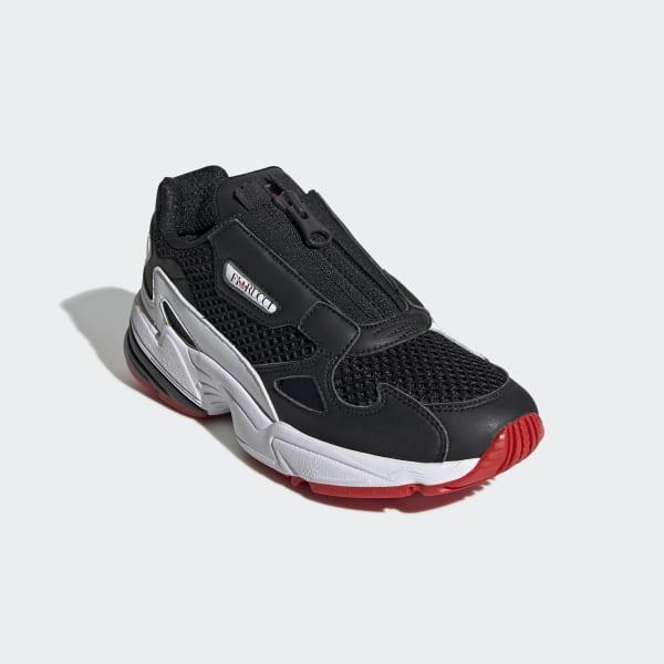Scarpe Falcon Zip Nero adidas | adidas Italia