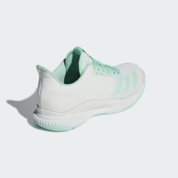 adidas Obuv Crazyflight Bounce 2.0 - bílá  91ede10adc