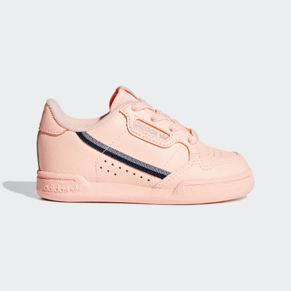 adidas Continental 80 Shoes - Pink