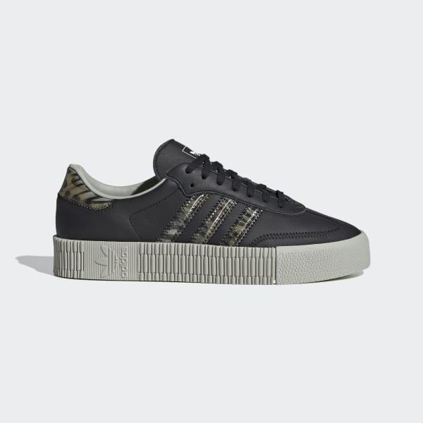 adidas SAMBAROSE Shoes - Black | adidas UK