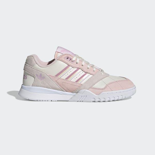 adidas la trainer bianche rosa